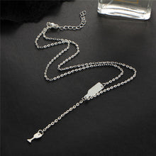 Trendy Wine Pendant Necklaces (Free Shipping Worldwide)