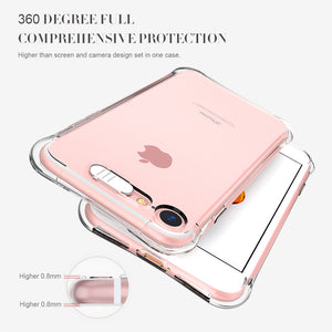 LED Flash Light iPhone Case