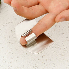 Stainless Steel Hand Protector Knife