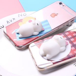 Exquisite Squishy Hand Phone Covers