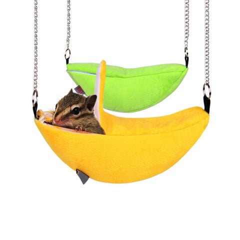 Small Pet Hamster Banana Hammock