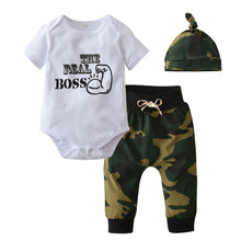3-Pc The Real Boss Set (Free Shipping Worldwide)