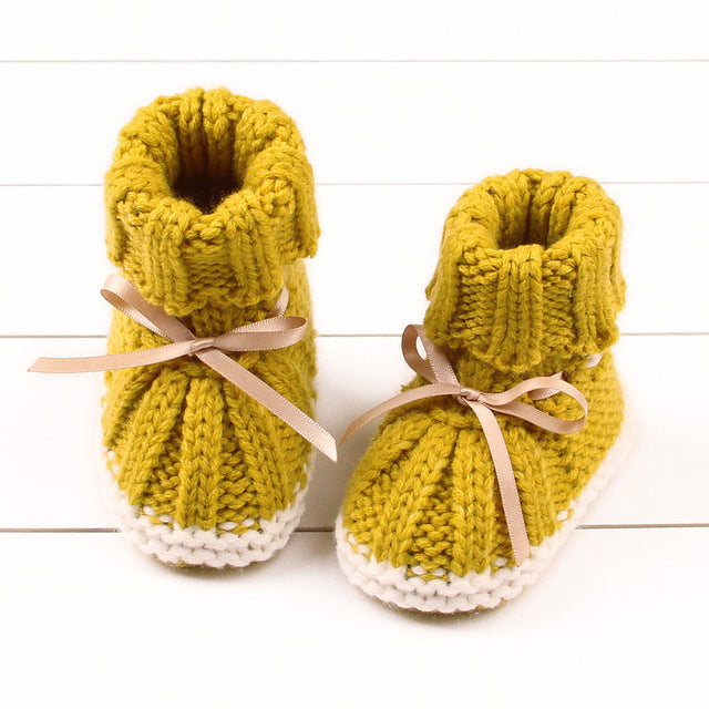 Warm Baby Soft Boots