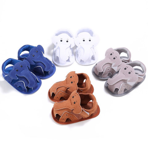 Baby Elephant Sandals Shoes