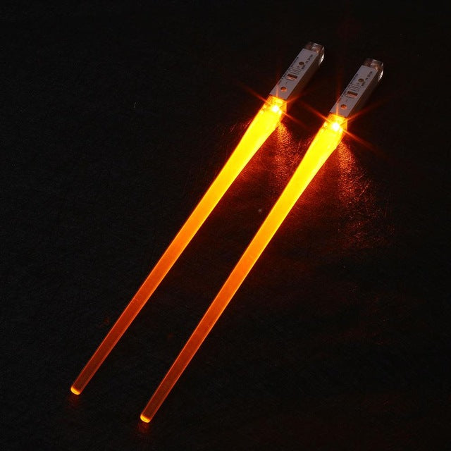 Lightsaber LED Chopsticks