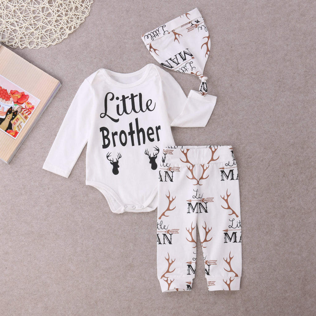 3-Pc Little Brother Set  (Free Shipping)
