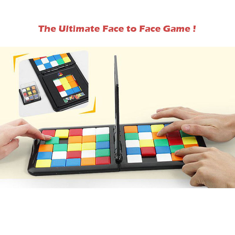 New Rubik Race Family Board Game - OlivierBlake