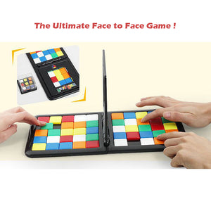 New Rubik Race Family Board Game