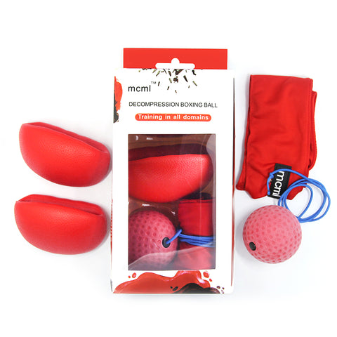 Boxing Speed & Accuracy Trainer Kit