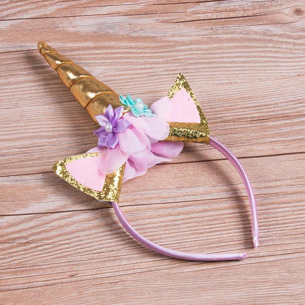 Cute Magical Unicorn Headband – OlivierBlake 935063cfada