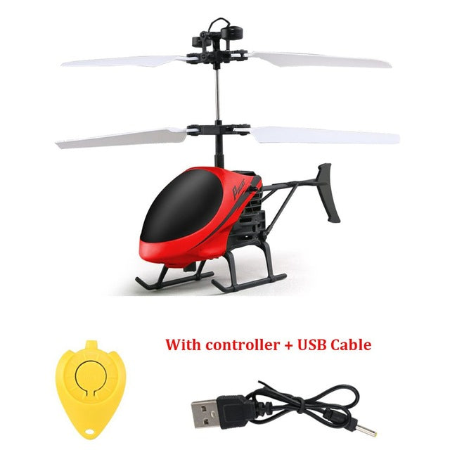 D715 Flying Mini RC  Helicopter  Kids Toys