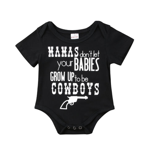 Mama's Don't Let Your Babies Bodysuit