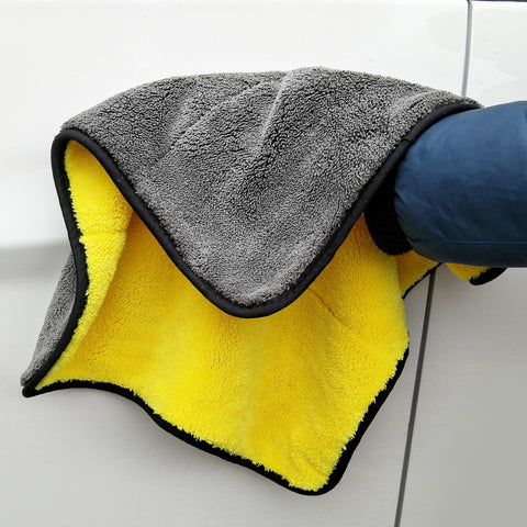 Super Absorbent Wiping towel.