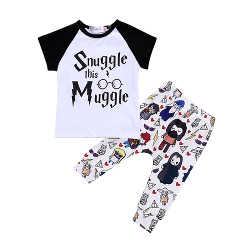 2-Pc Snuggle this Muggle Set