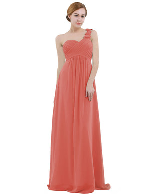 Elegant Beautiful Chiffon Gown Available in 10 Colors (Free Shipping)