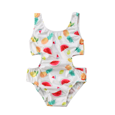 Fruit Print Swimwear 1-5Y