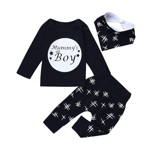 3-Pc Mummy's Boy Set