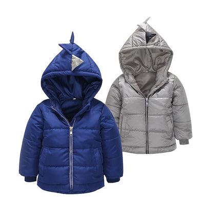 Dinosaur Winter Jacket 18M-6Y (Free Shipping)