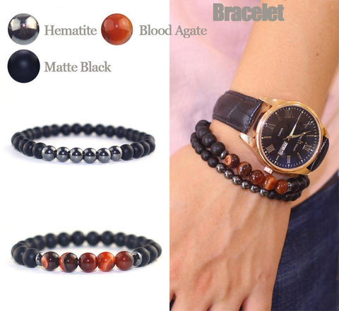Couple Or Friendship Beaded Bracelets