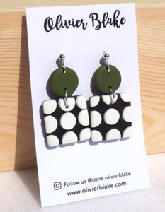 Dots Earrings(four)