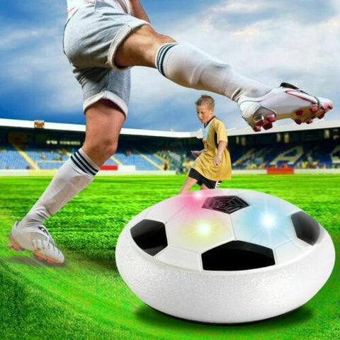 Levitating Air Soccer