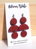 Shapes Earrings(three)