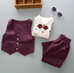3-Pc Baby Smart Suit Set