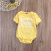 You Are My Sunshine Bodysuit (0-18M)
