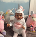 Unicorn Bodysuit for Babies