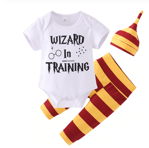 3-Pc Wizard in Training Set (Free Shipping)