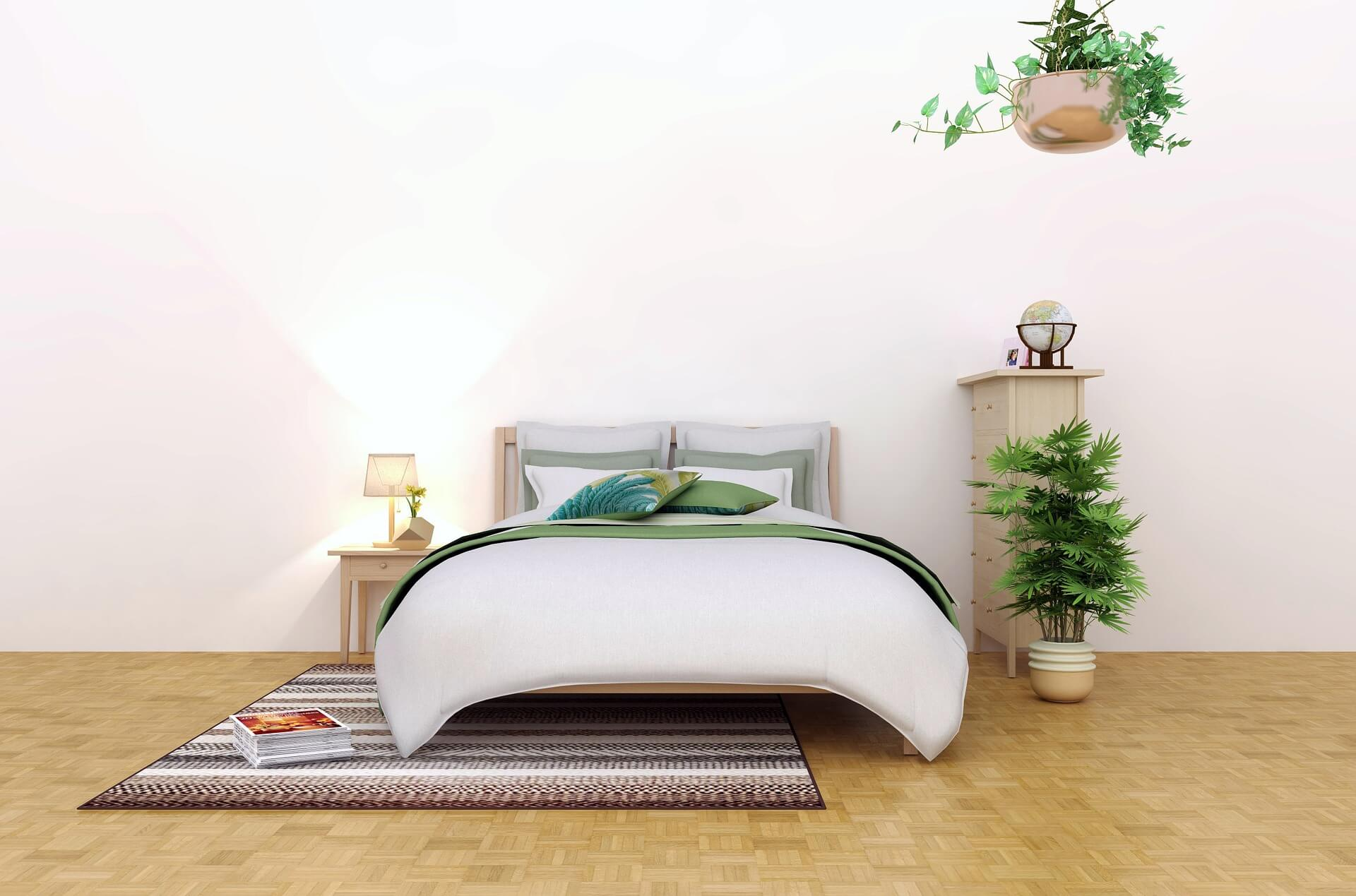 Wink & Nod and India's best memory foam mattress. It uses cool-gel infusion to be temperature adaptive and comfortable.