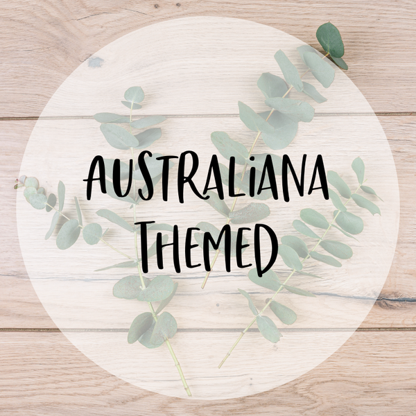 Australiana Themed Decor