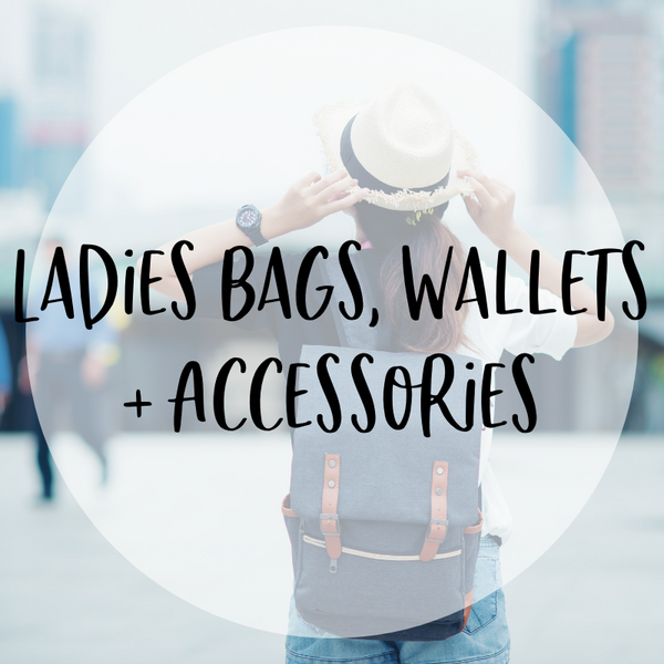 Ladies Bags, Wallets and Accessories