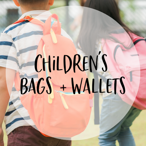 Children's Bags and Wallets