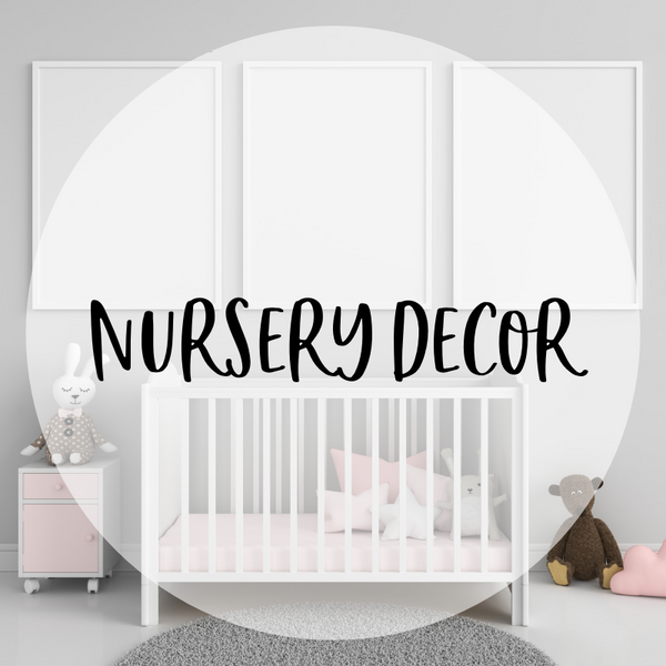 Baby - Nursery Decor