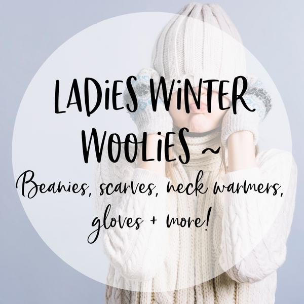 Ladies Winter Woolies