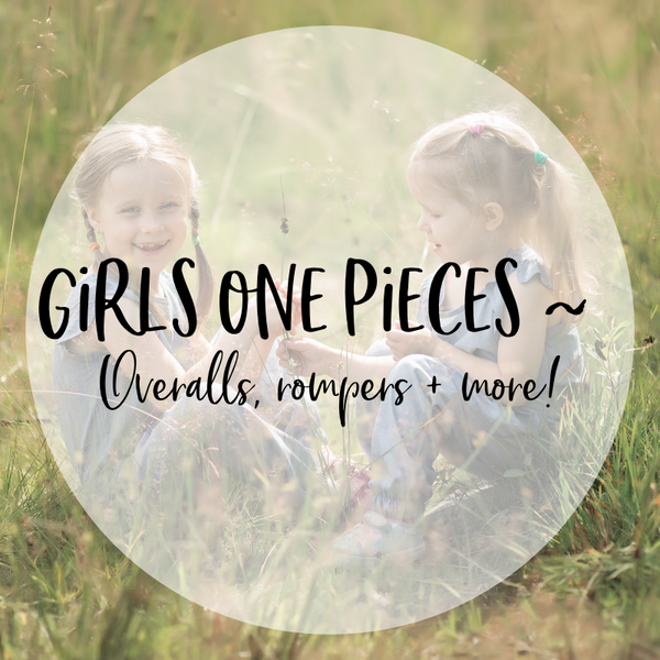 Girls One Pieces - Rompers & Overalls