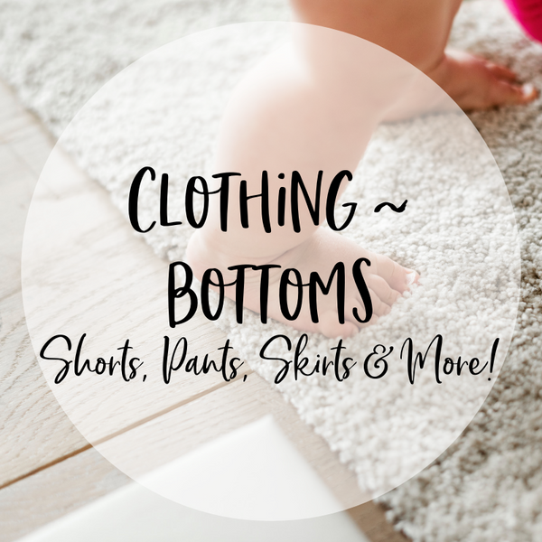 Baby - Clothing - Bottoms