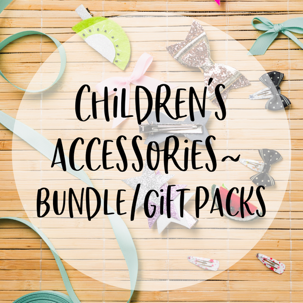 Children's Accessories - Bundles and Gift Packs