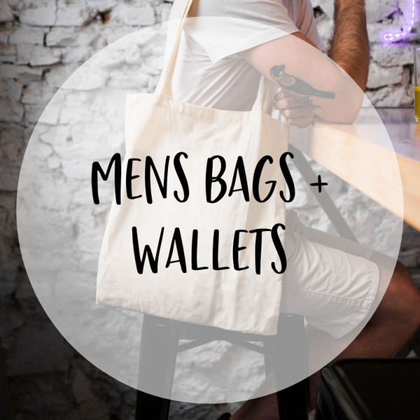 Men's Bags and Wallets