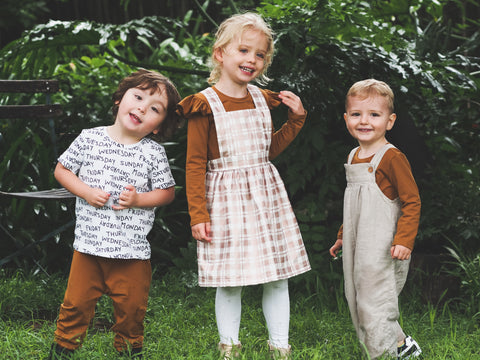 Lullaby Riot - Australian Handmade Girls and Boys Clothing