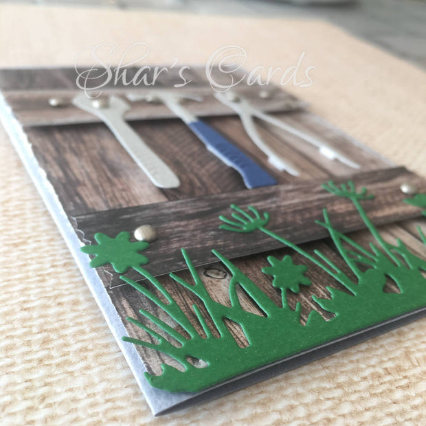 Tools theme Card