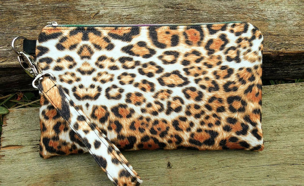 "Cosmetic bag ""Cheeta"""