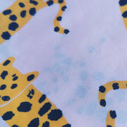 Personalised Dog Bandana | Cheetah Print