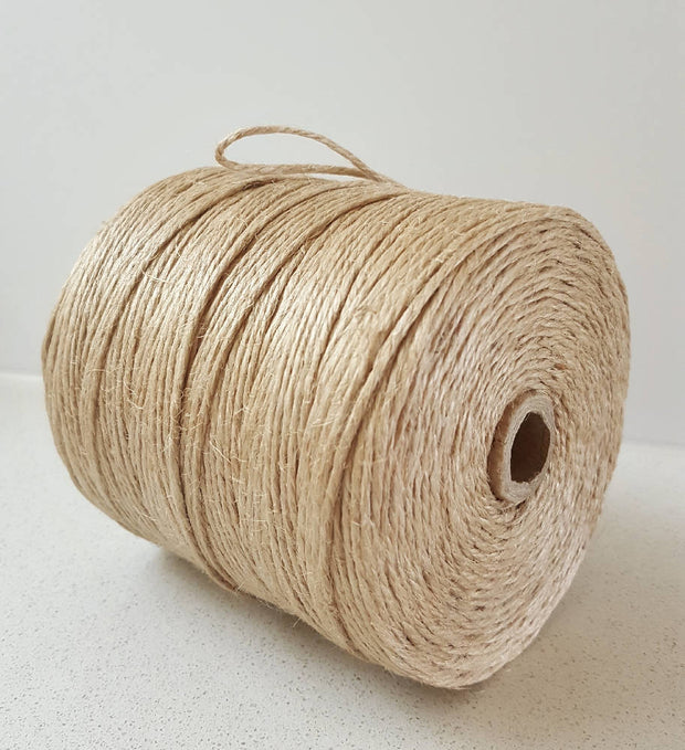 Medium Thickness Jute Twine/String/Cord