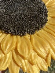 Sunflower Wall Hanging- Traditional Colour