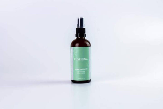Hydrating Toning Mist with Rose, Chamomile, Green Tea and Cucumber