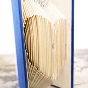 Love Heart Book Fold