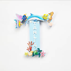 Under the Sea Personalised Initials