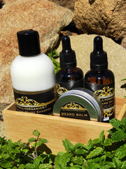 Men's Complete Beard Care Kit,